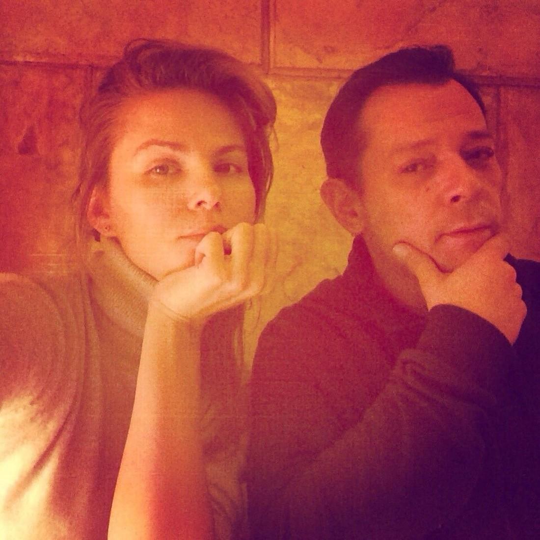 Вадим Казаченко с супругой Ольгой