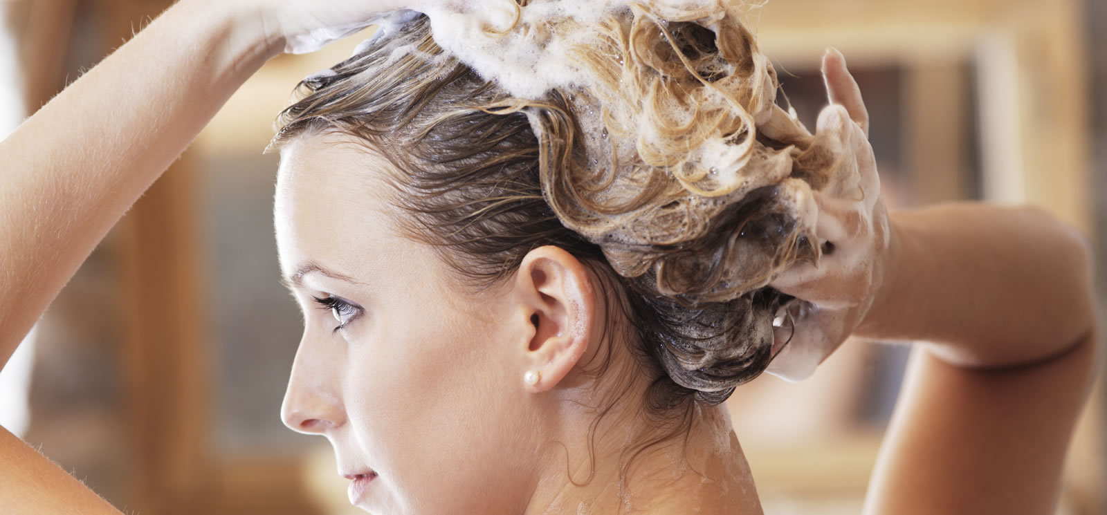 Как сделать чтоб волосы быстро не грязнились