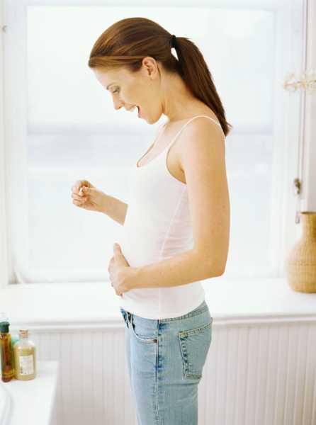 Смесь для беременных на ранних сроках 28