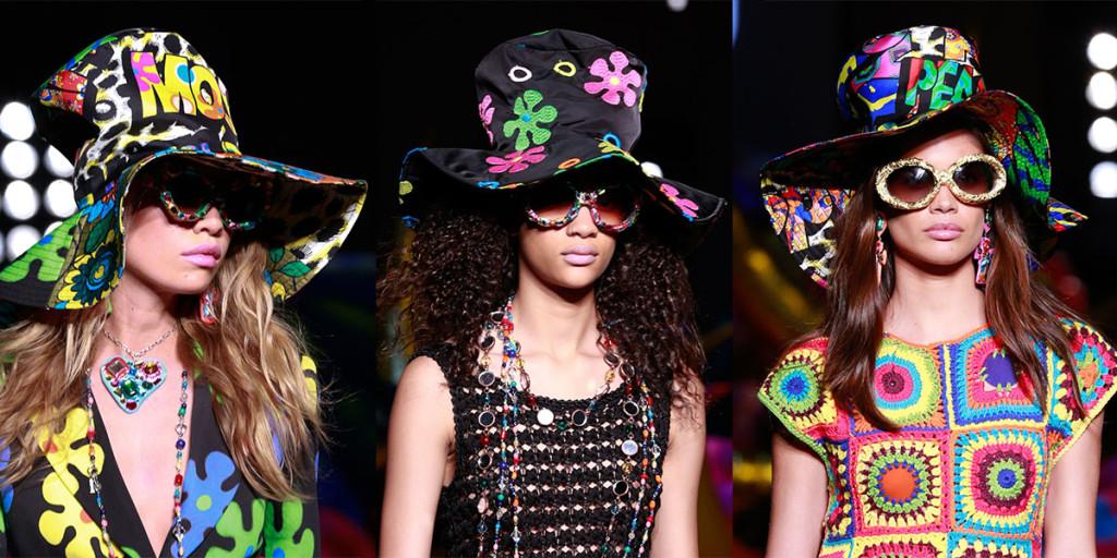 Шляпная мода весна лето 3