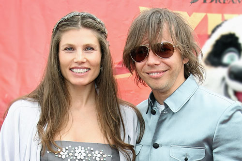 У музыканта Ильи Лагутенко и модели Анны Жуковой родилась дочь