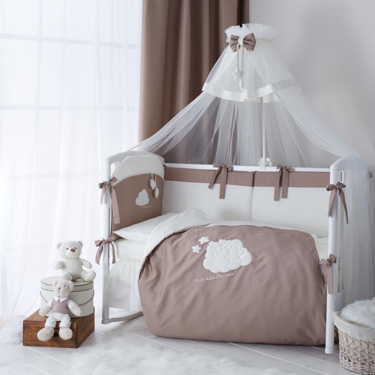 Как выбрать комплект в кроватку 1