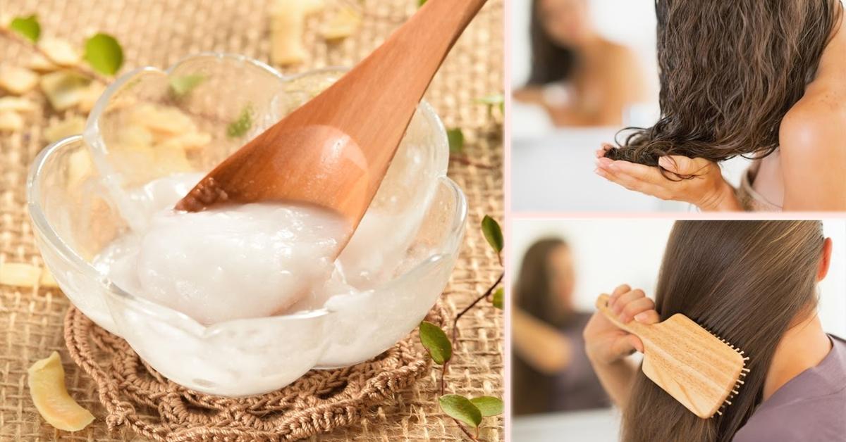 Основы применения кокосового масла для красоты волос и кожи