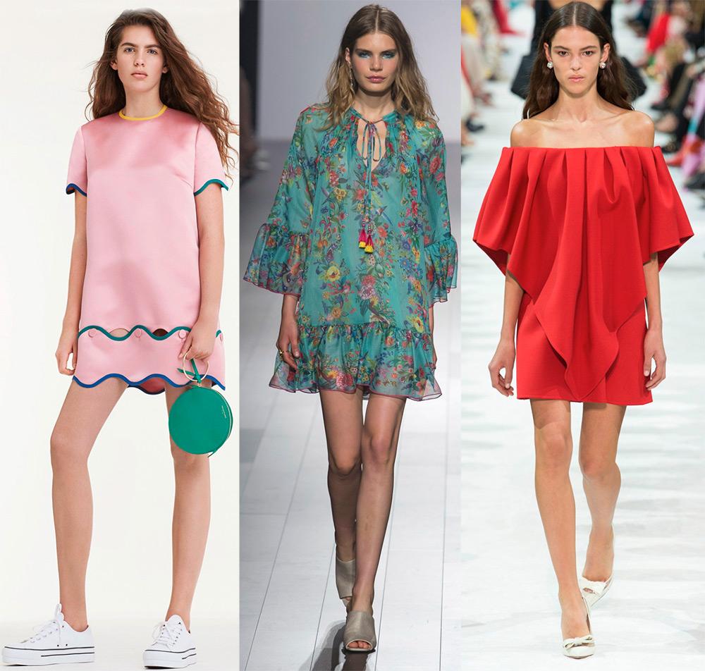 Весенние платья 2018 года модные правила выбора для каждой покупательницы 2