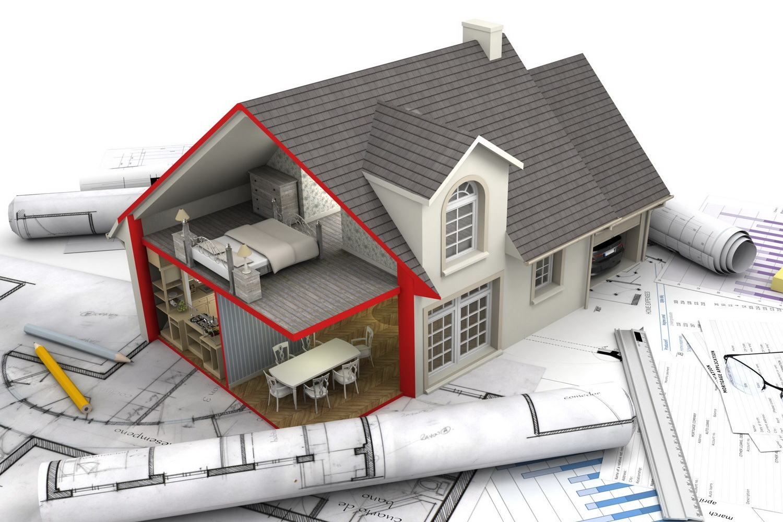 выбор проектов домов