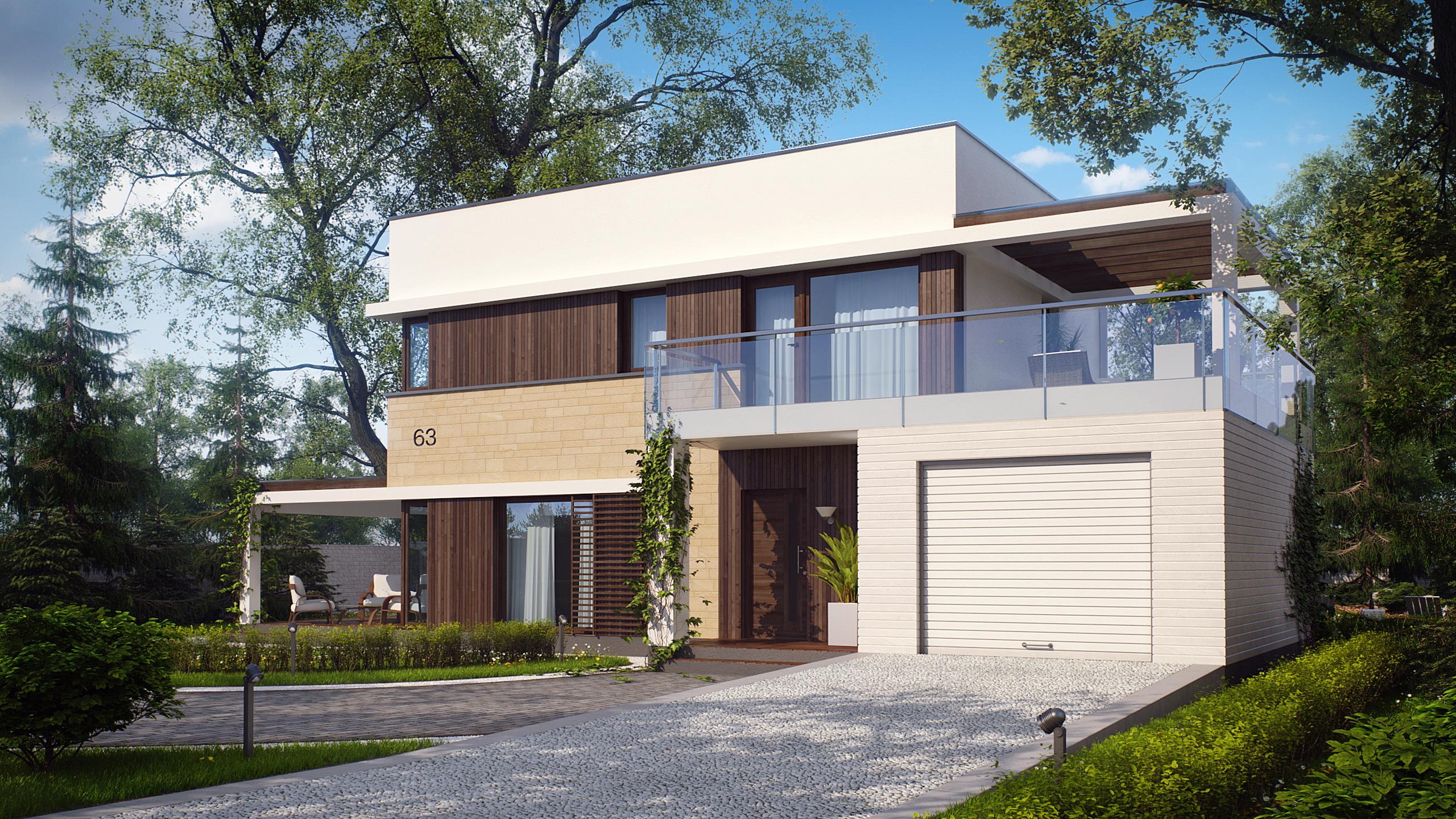 выбор проектов домов1