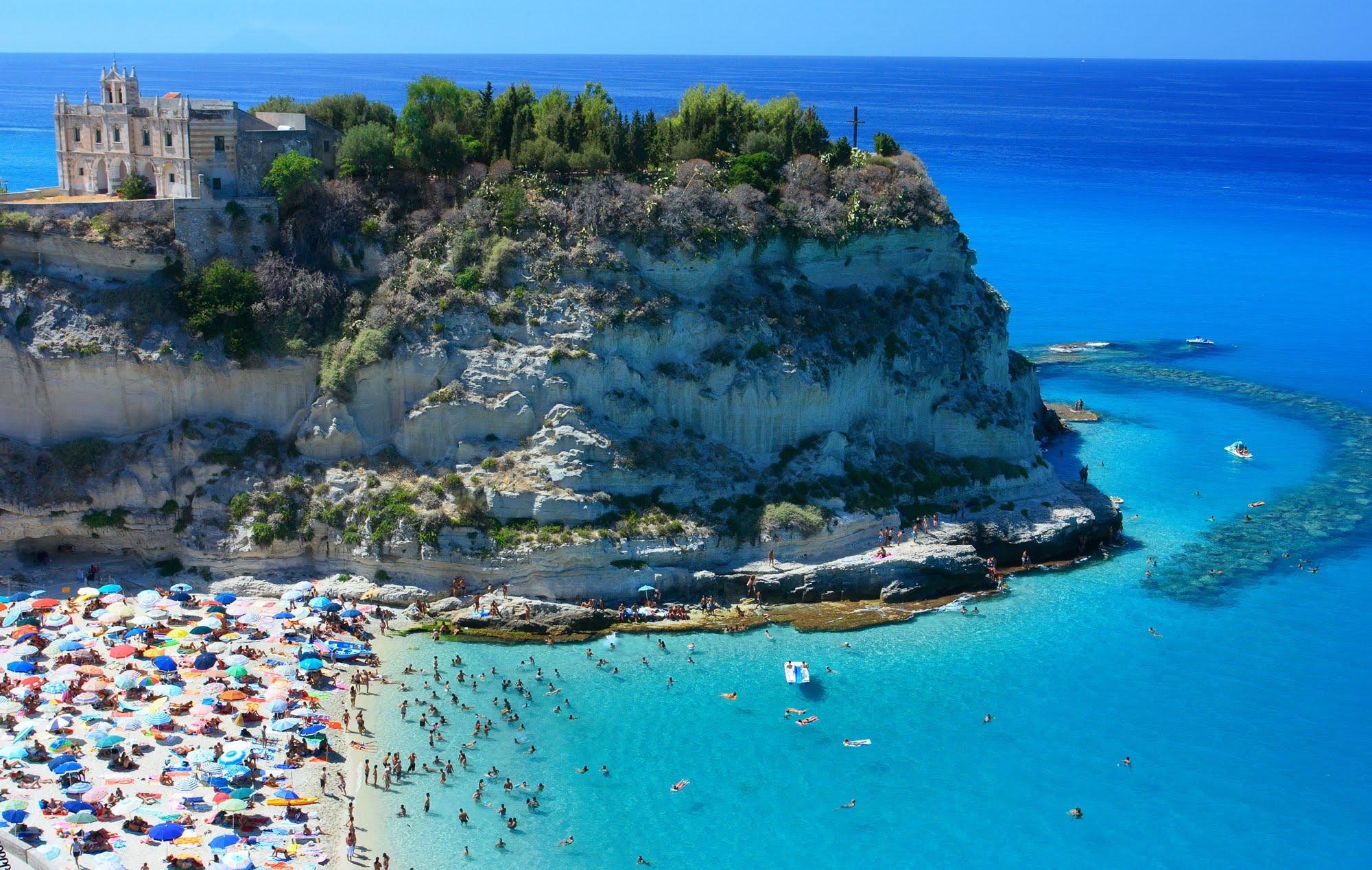Какие курорты и города посетить в Италии3