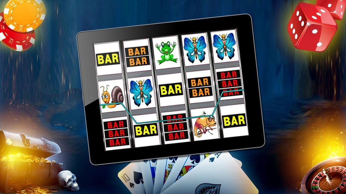 казино онлайн слот вулкан
