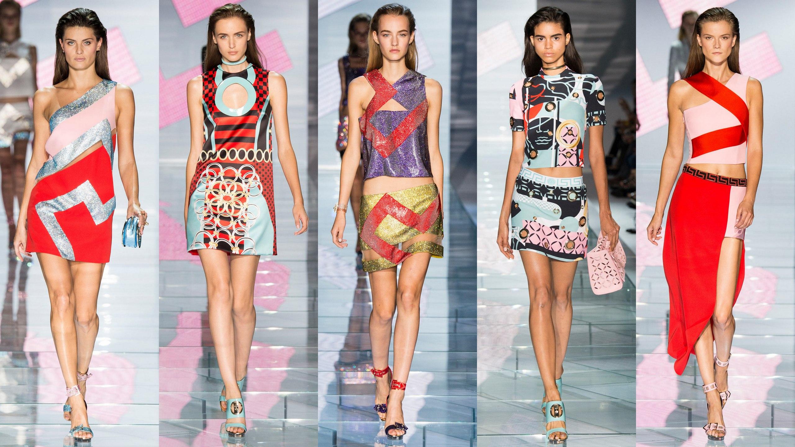 Мода на платья в 2018 году популярные фасоны, палитра и принты 1