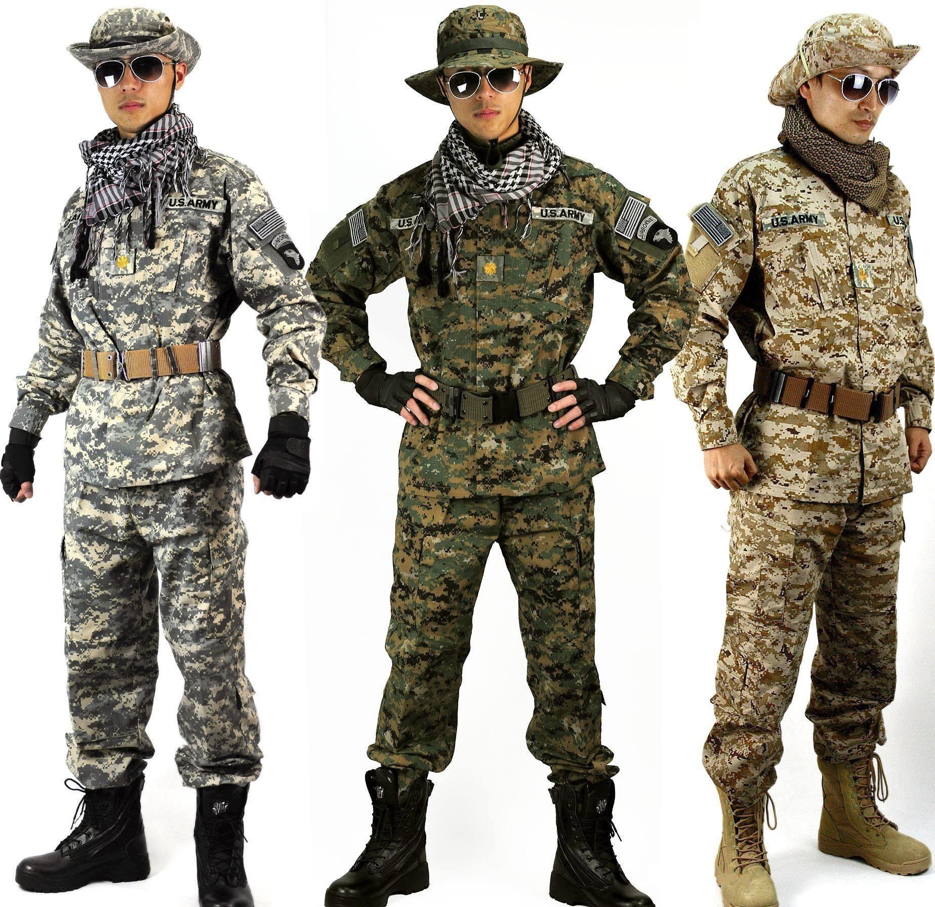 5 причин купить военную форму 1