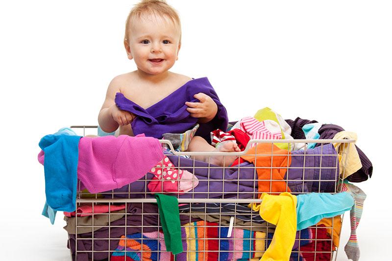 Детские товары бу за и против