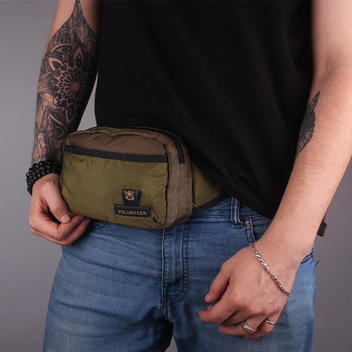 Качественные и практичные сумки на пояс