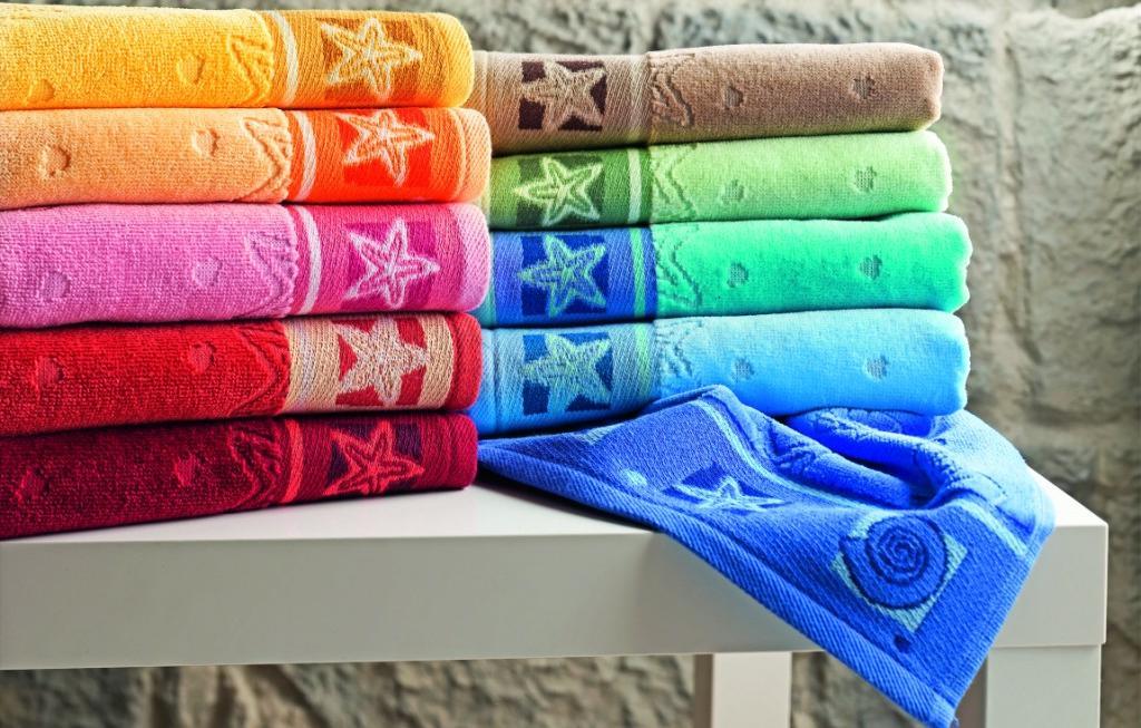 Виды махровых полотенец и их особенности