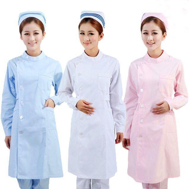 Медицинские халаты. Советы по выбору2