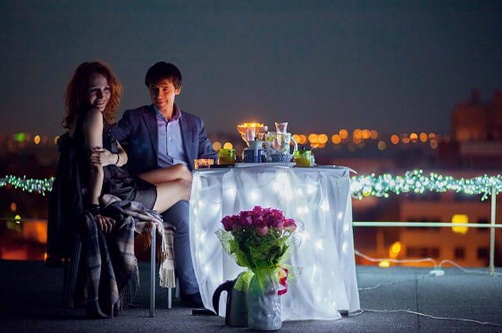 Организация самых романтических свиданий и предложений в Москве2