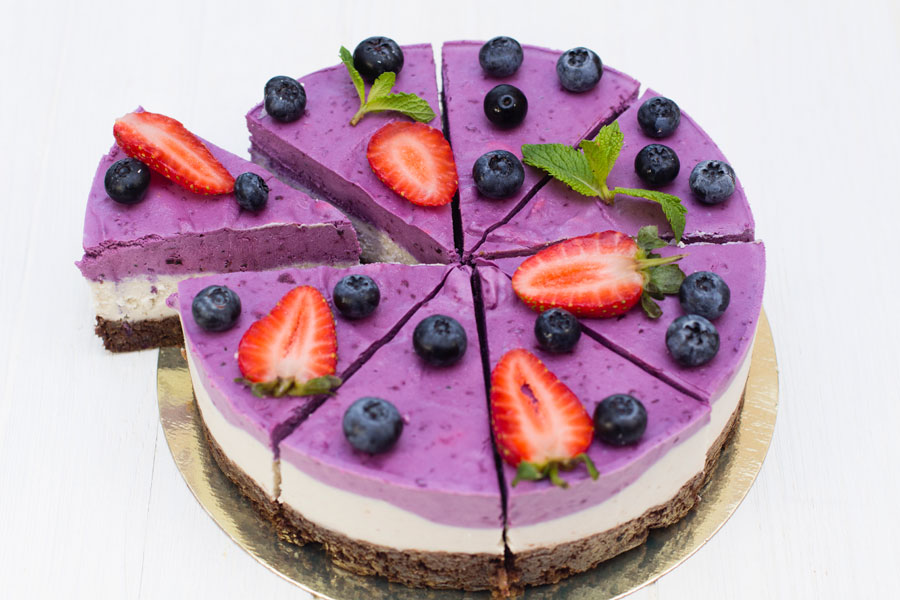 Самые полезные торты на день рождения 1