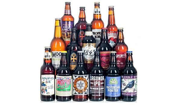 Сорта английского пива