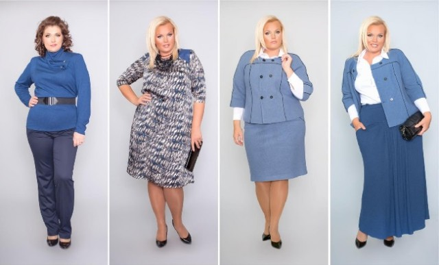 Советы по выбору женской одежды больших размеров2