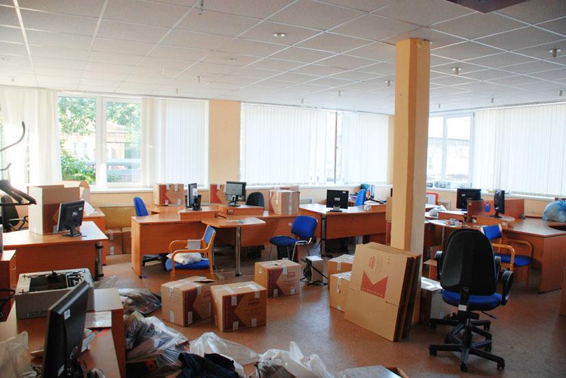 Тонкости офисного переезда 1