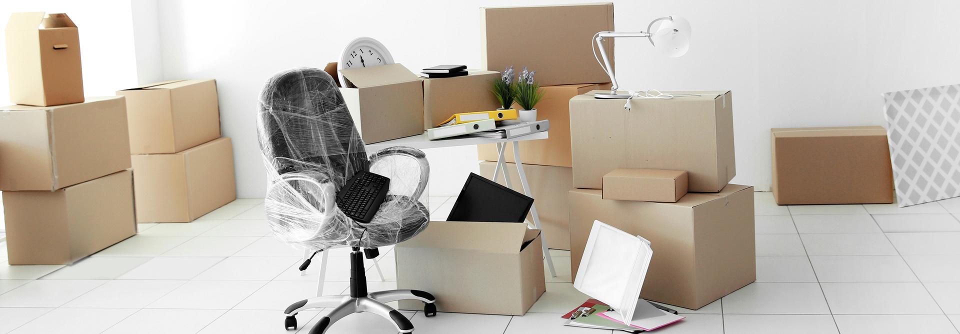 Тонкости офисного переезда 2