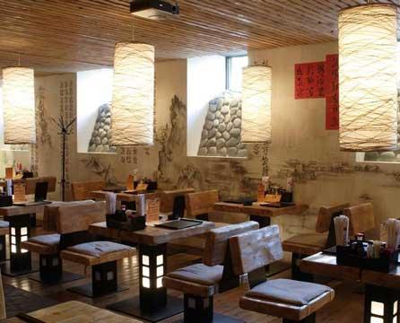 Японский ресторан Тануки2