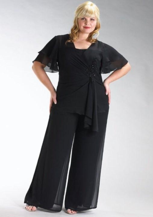 e6ca7151410 Выбирайте наряды с дорогостоящих материалов. Они создают вид наиболее  шикарный и привлекательный. Подбирая окраску костюма