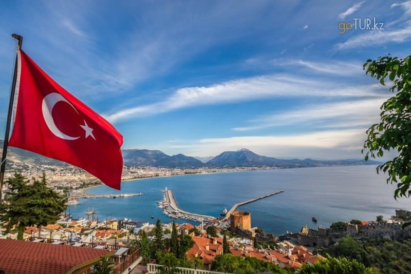 Бархатный сезон в Турции 3