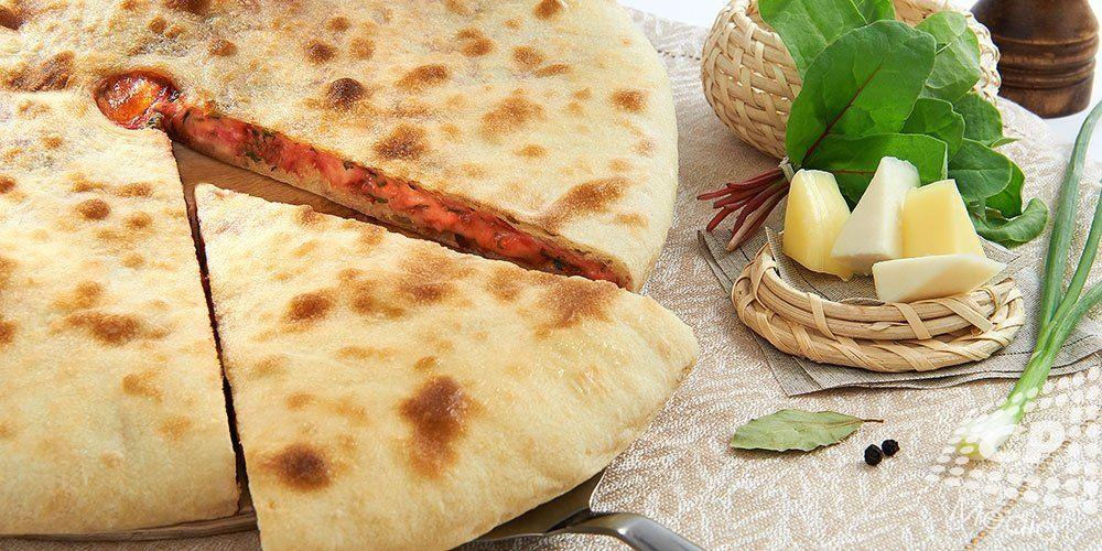 Блюда осетинской кухни 1
