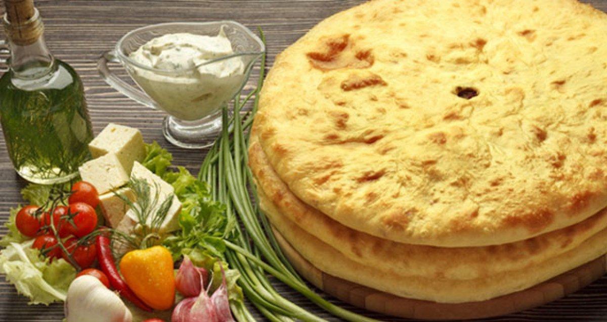 Блюда осетинской кухни 2