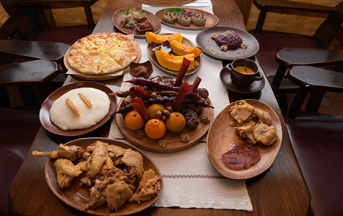 Блюда осетинской кухни 3