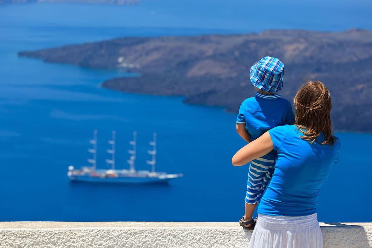 Лучшее места в Греции для отдыха с детьми