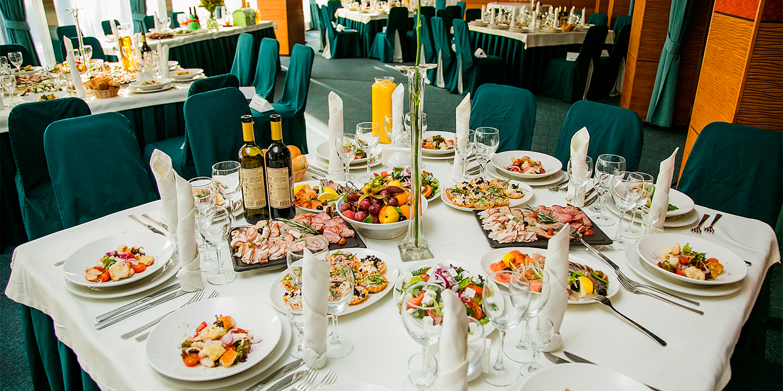 Стоит ли праздновать свадьбу в ресторане отеля 1