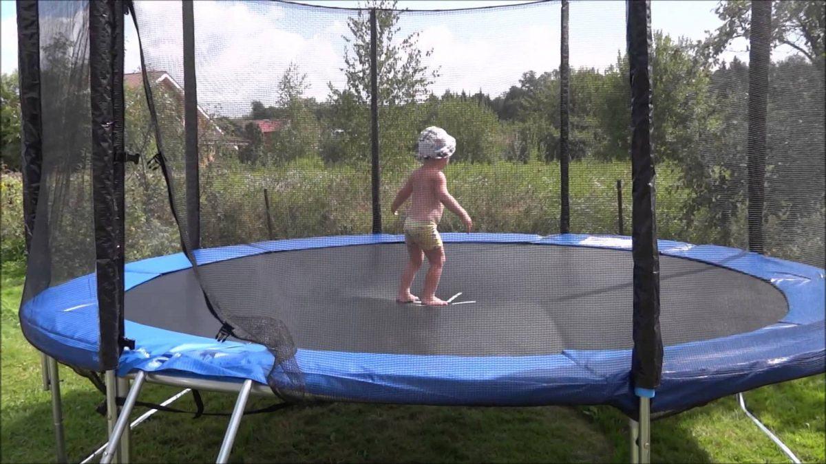 Батут – прыгучее развлечения для ребенка и всей семьи 2