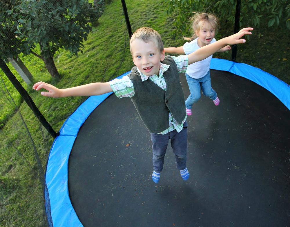 Батут – прыгучее развлечения для ребенка и всей семьи 3