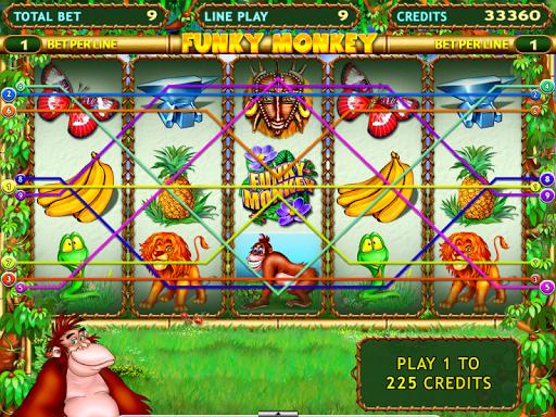 Обзор игры Funky Monkey 2