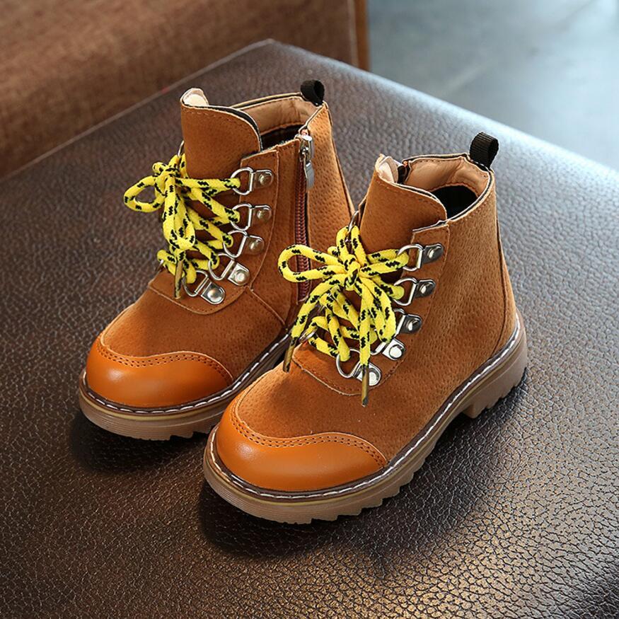 Осенняя обувь для детей 1