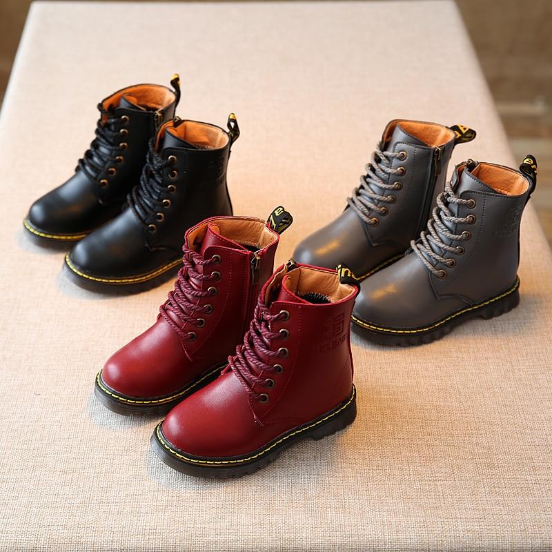 Осенняя обувь для детей 2