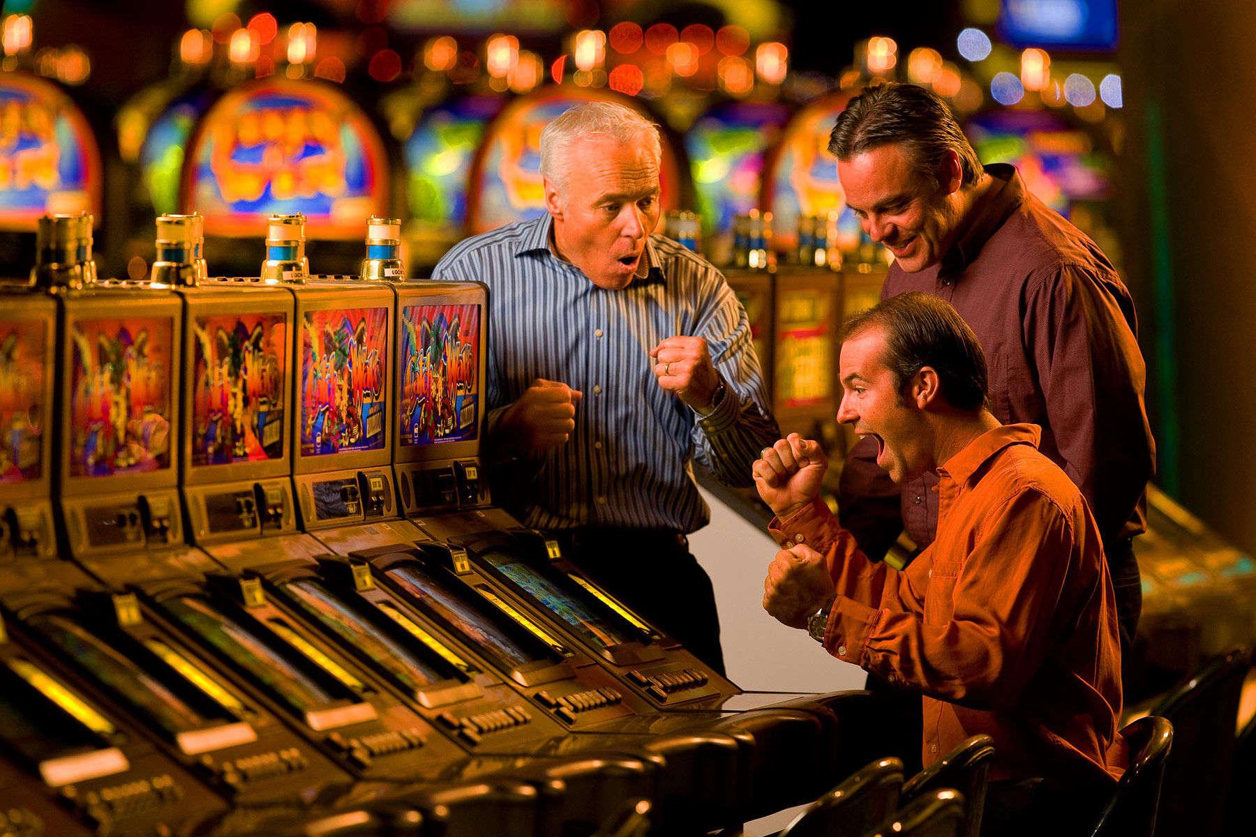 Развитие азартных игр 2
