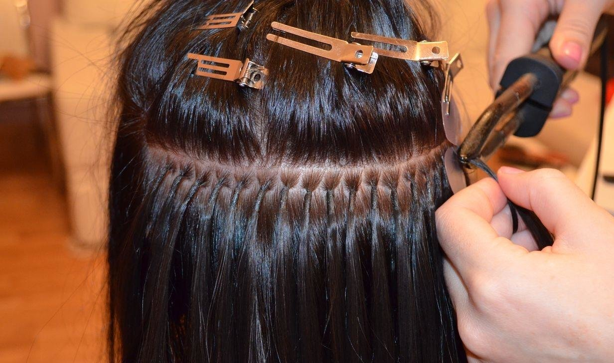 Все о наращивании волос 1