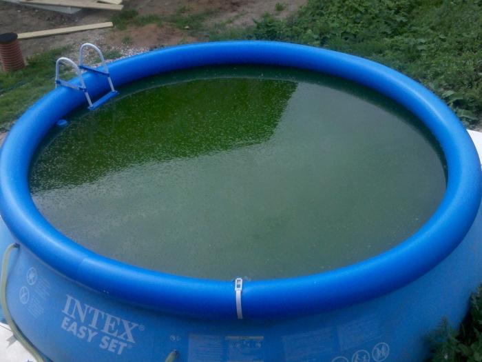 Общие требования к подготовке воды в надувном бассейне