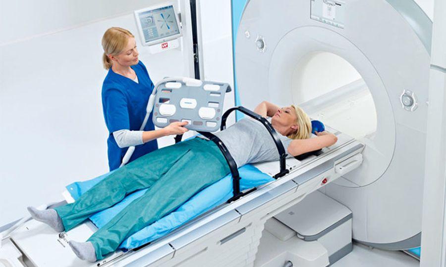 МРТ брюшной полости 1