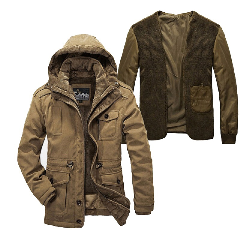 Two-Pieces-Winter-jacket-men-plus-size-super-warm-thickening-wool-liner-parka-men-brand-clothing