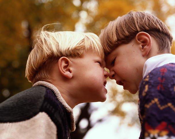 Про наших дошкольников конфликты и игры между братьями 2