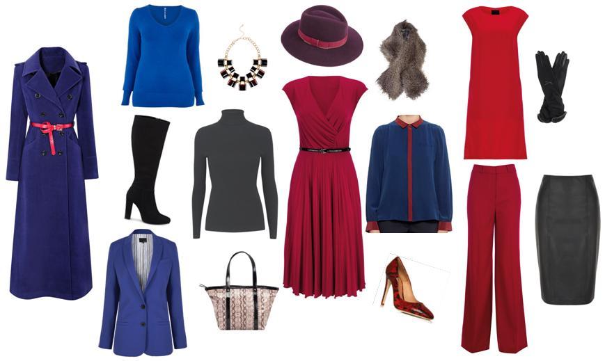 Базовый гардероб на весну для работающей девушки 3
