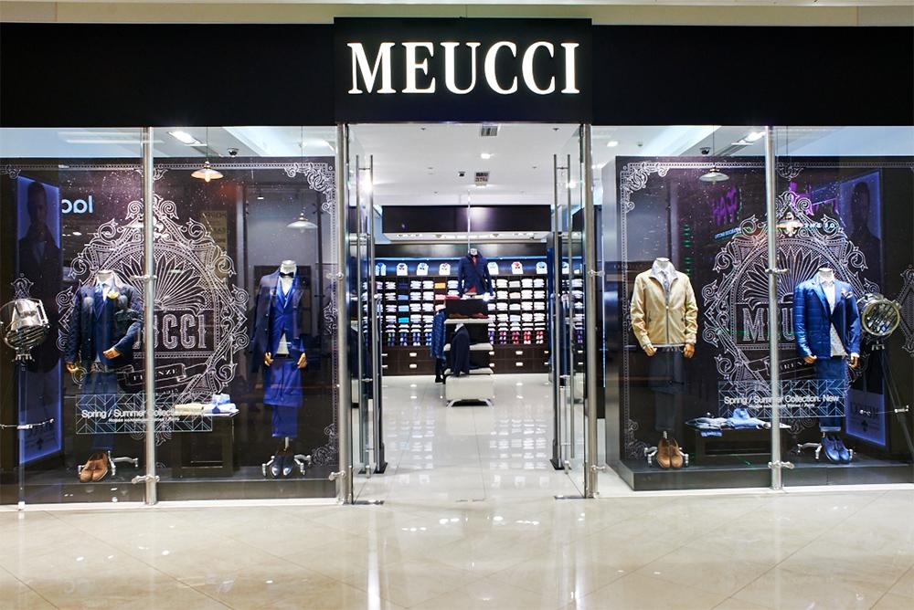 Эксклюзивная обувь Meucci 1