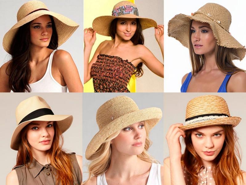 Как подобрать шляпу для лета 1