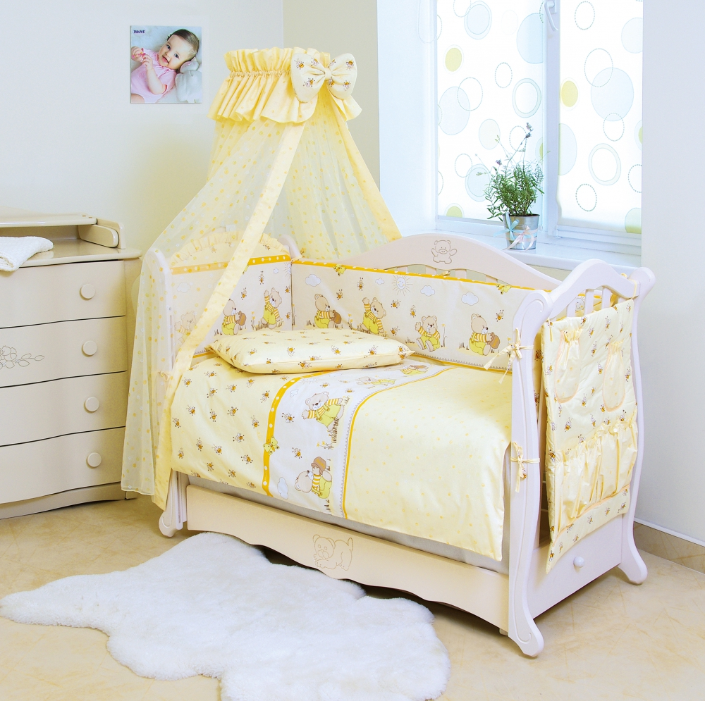 Как выбрать комплект в кроватку 2