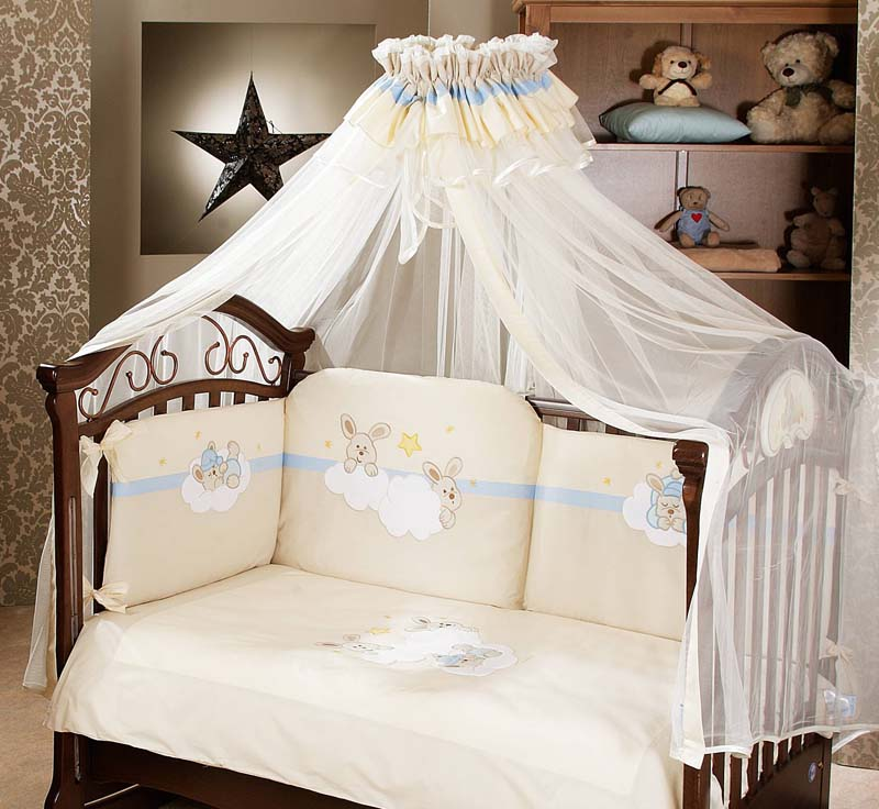 Как выбрать комплект в кроватку 3