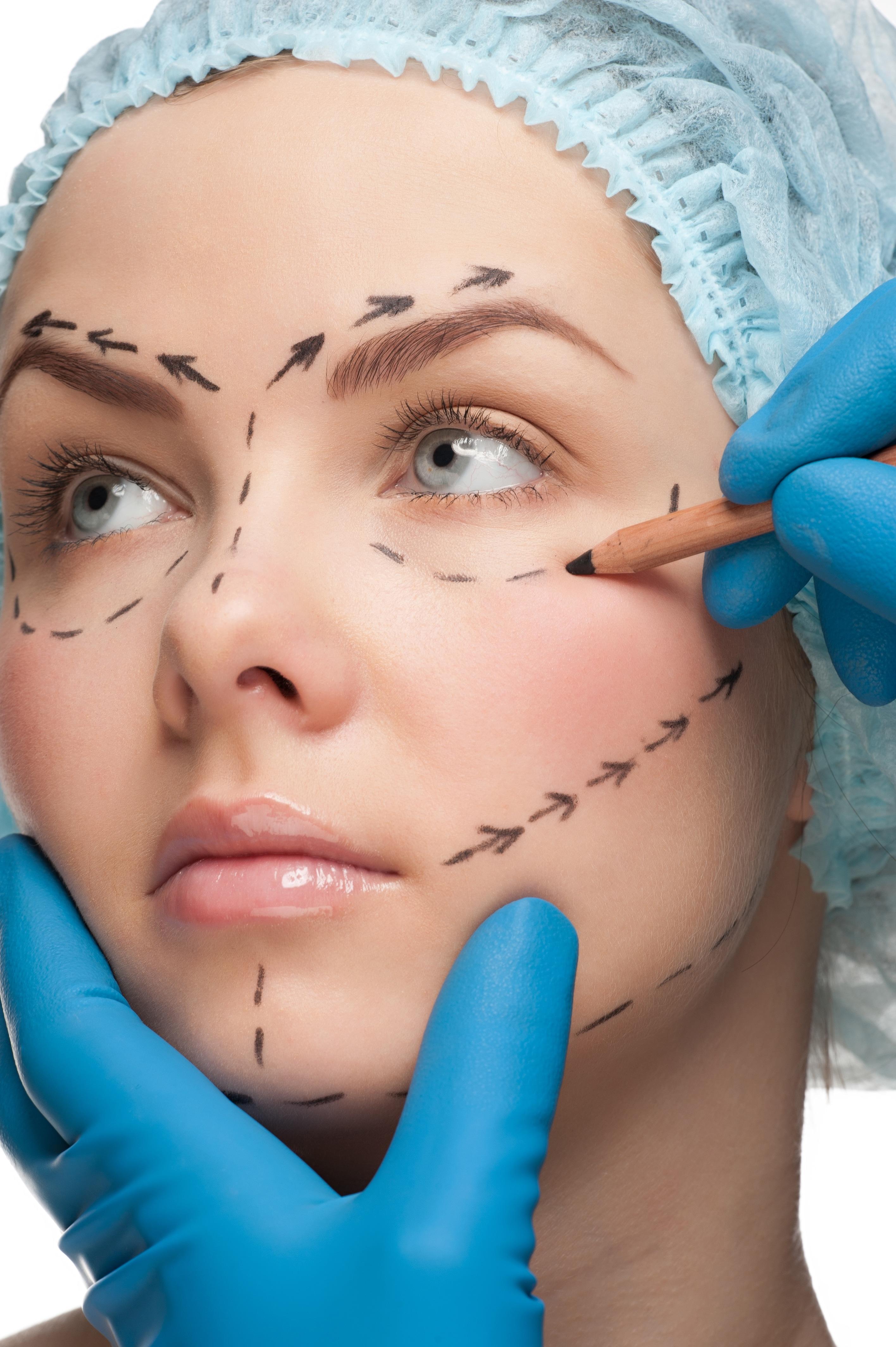 Пластическая хирургия лица 1