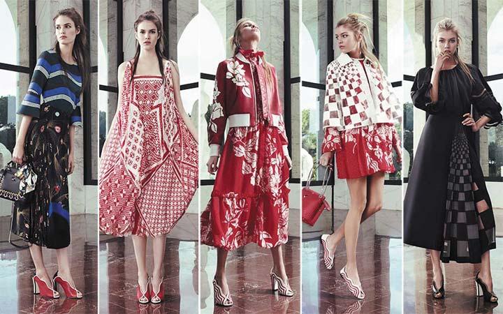 Мода на платья в 2018 году популярные фасоны, палитра и принты 3